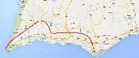 Trans Algarve em 3 dias de ciclismo