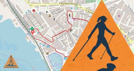 Free Hiking Guide by Faro Centre