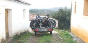 trans algarve mtb trailer transport