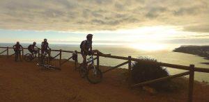 férias de bicicleta trans algarve ao longo da costa